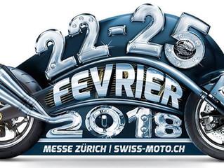 G2M au Swissmoto 2018 !