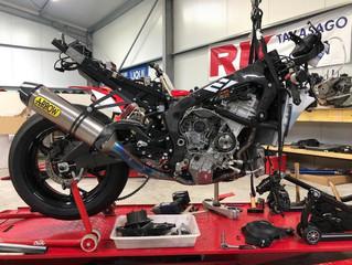 Préparer sa moto après l'hiver !