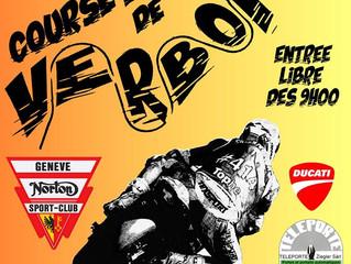 La 63e course de côte de Verbois, c'est bientôt !