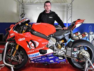 Tourist Trophy 2020 : Michael Dunlop en Panigale V4 R !