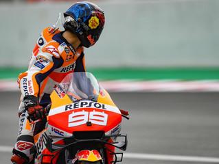 Actu Moto GP : la conférence de Lorenzo !