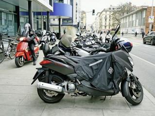 Genève : Parcage des 2RM sur les trottoirs, est-on au bout de la blague ?