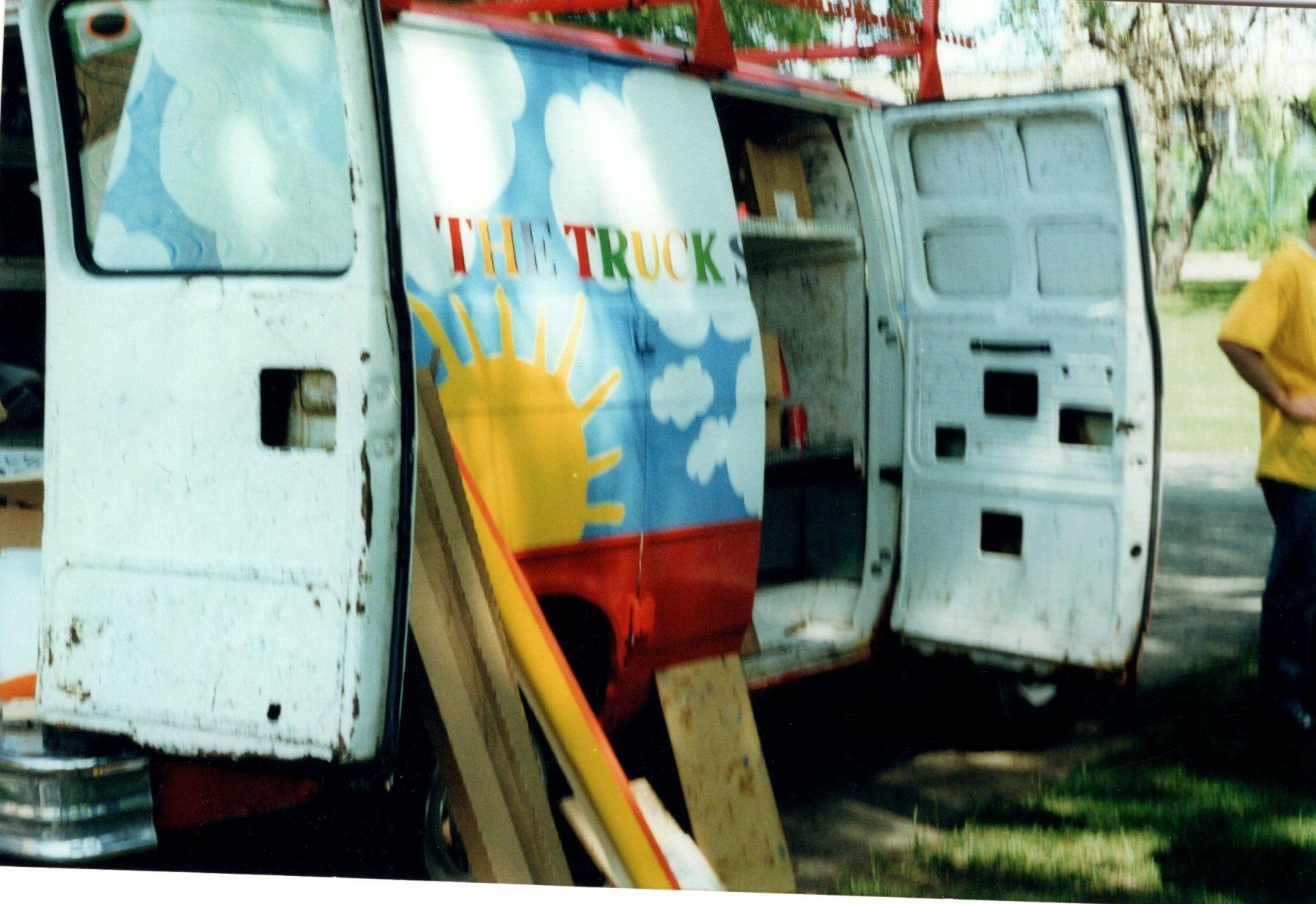 Art Truck Milwaukee Arts Initiative