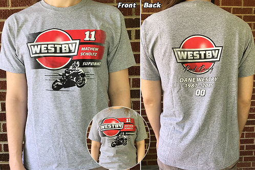 2020 Westby Racing Shirts