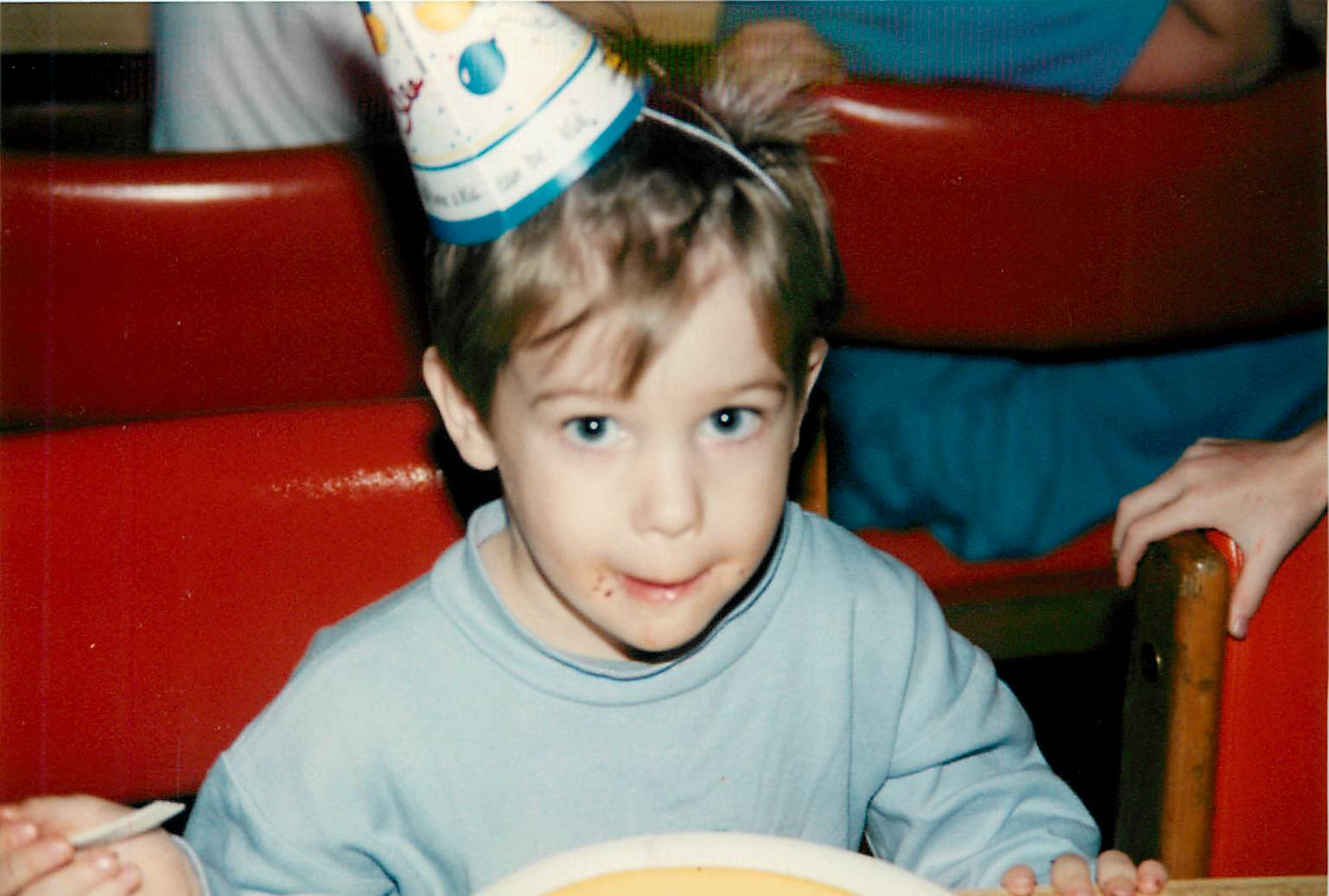 Dane birthday 1989