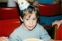 Dane birthday 1989