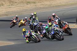 2019 Sonoma Raceway SBK Race 1
