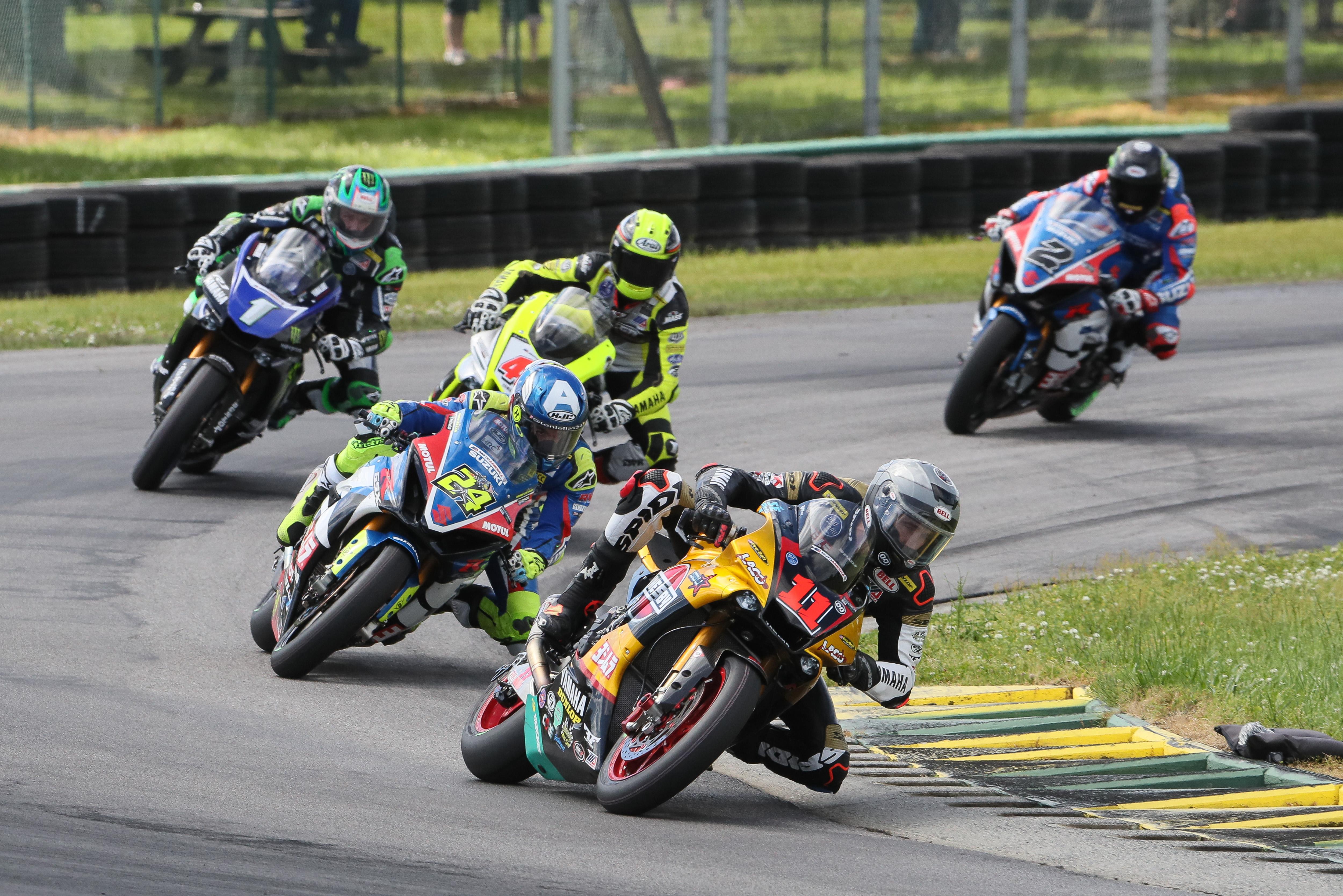 2019 VIR - SBK Race 2