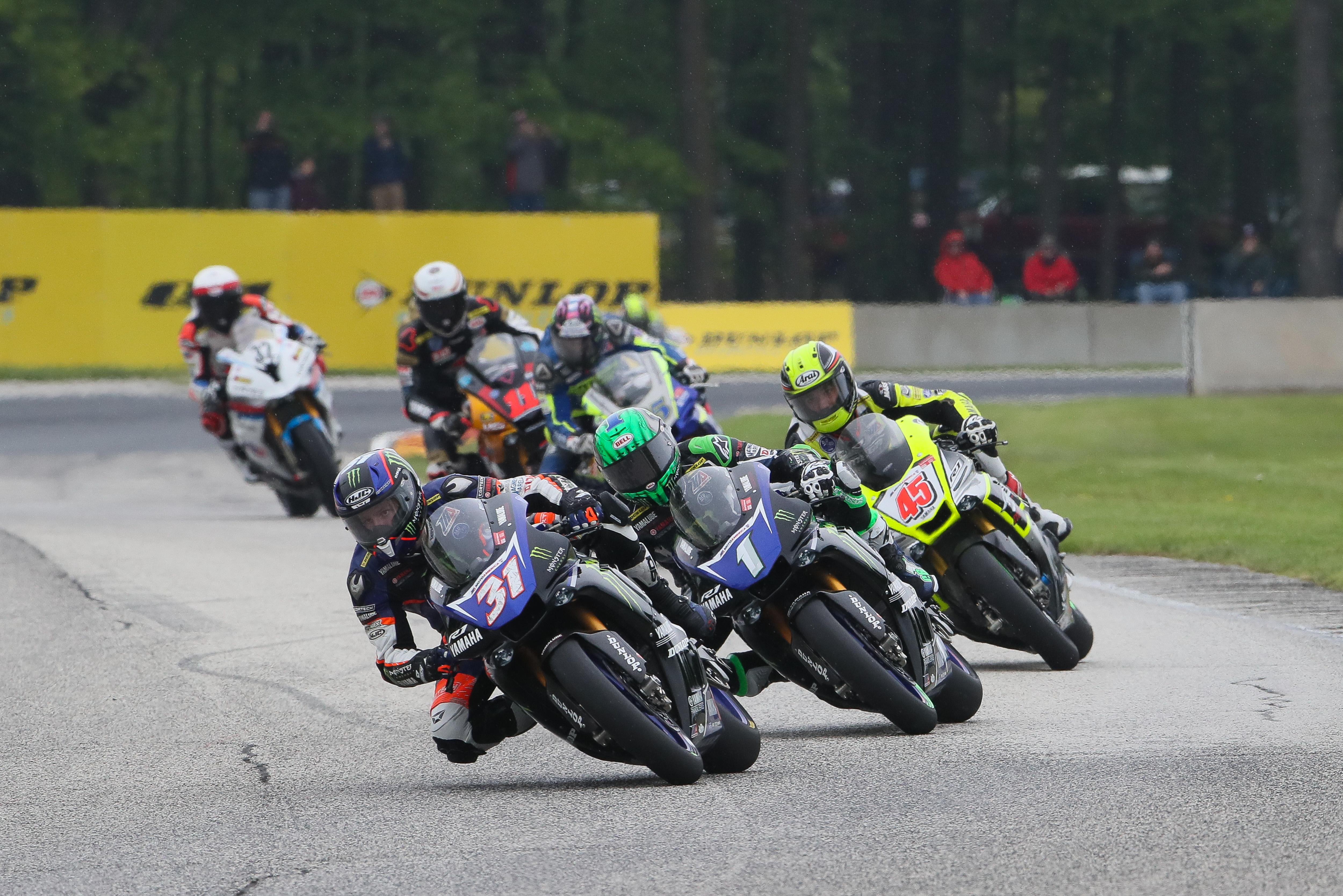 2019 Rd. America SBK Race 1