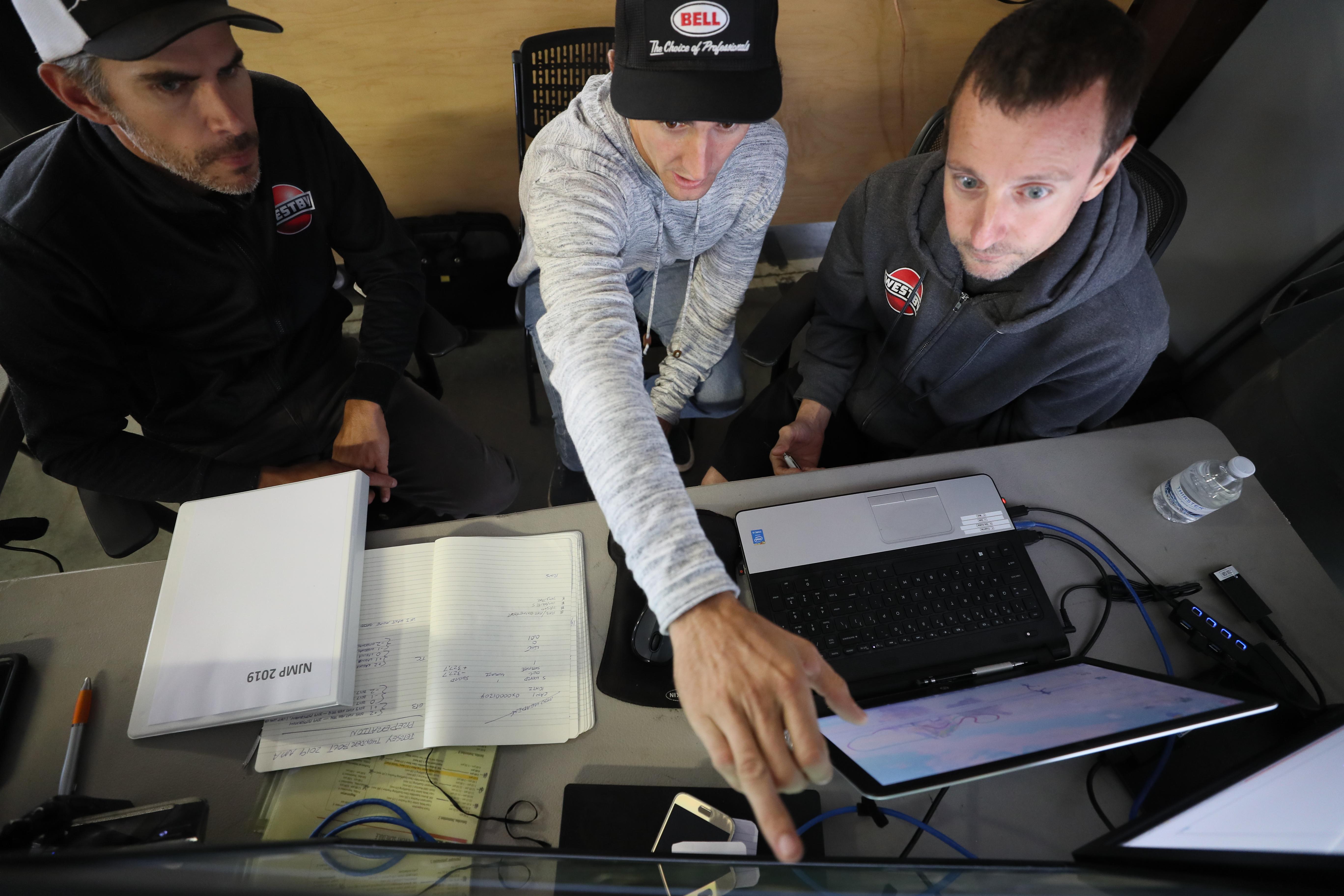 2019 NJMP Ed, Mathew, Herschel