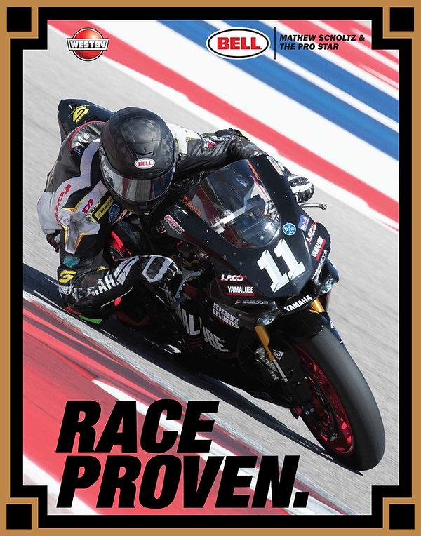 Westby Racing, Bell, Mathew Scholtz