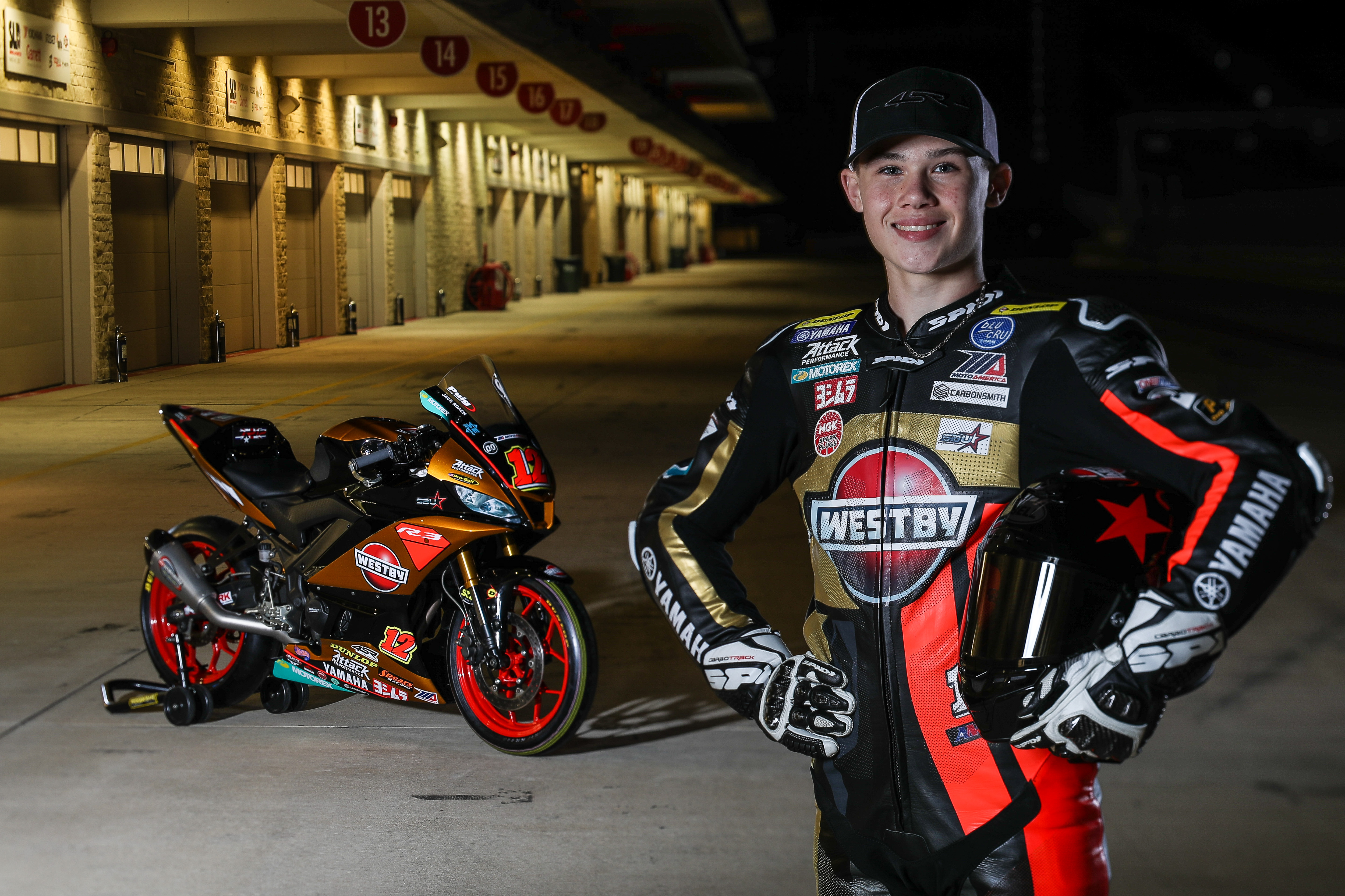 Westby Racing Teams Up With JR12 Racing And Rider Jack Roach