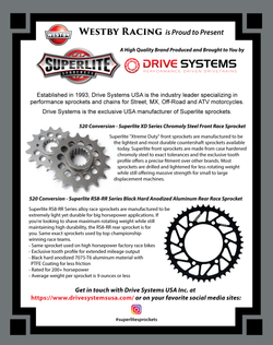 Drive Systems featuring Superlite