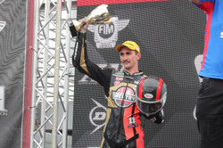 Scholtz Crashes, Still Finishes Second In Rain-Drenched Superbike Race At Barber