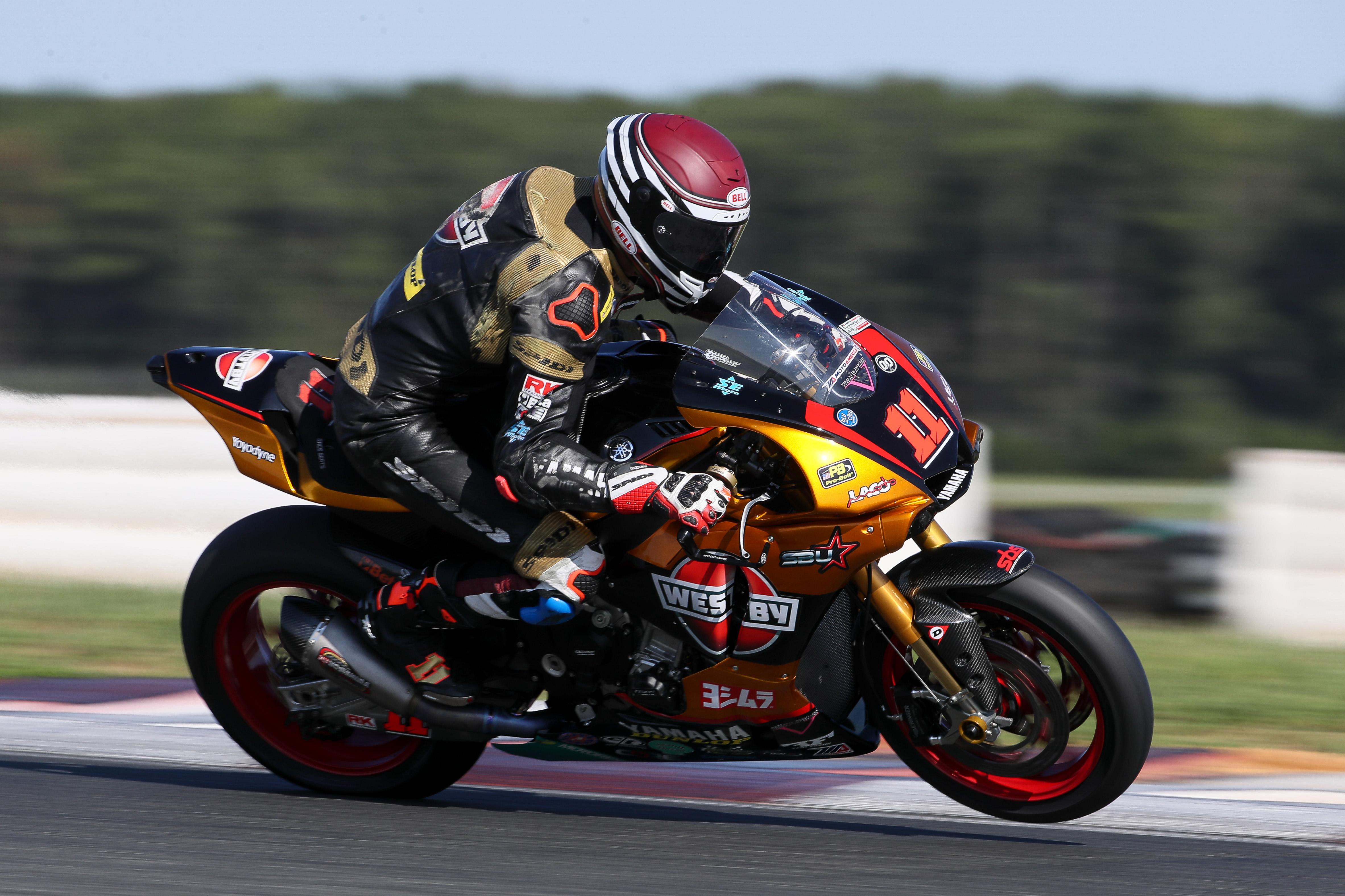 2019 NJMP Mathew/Yamaha YZF-R1