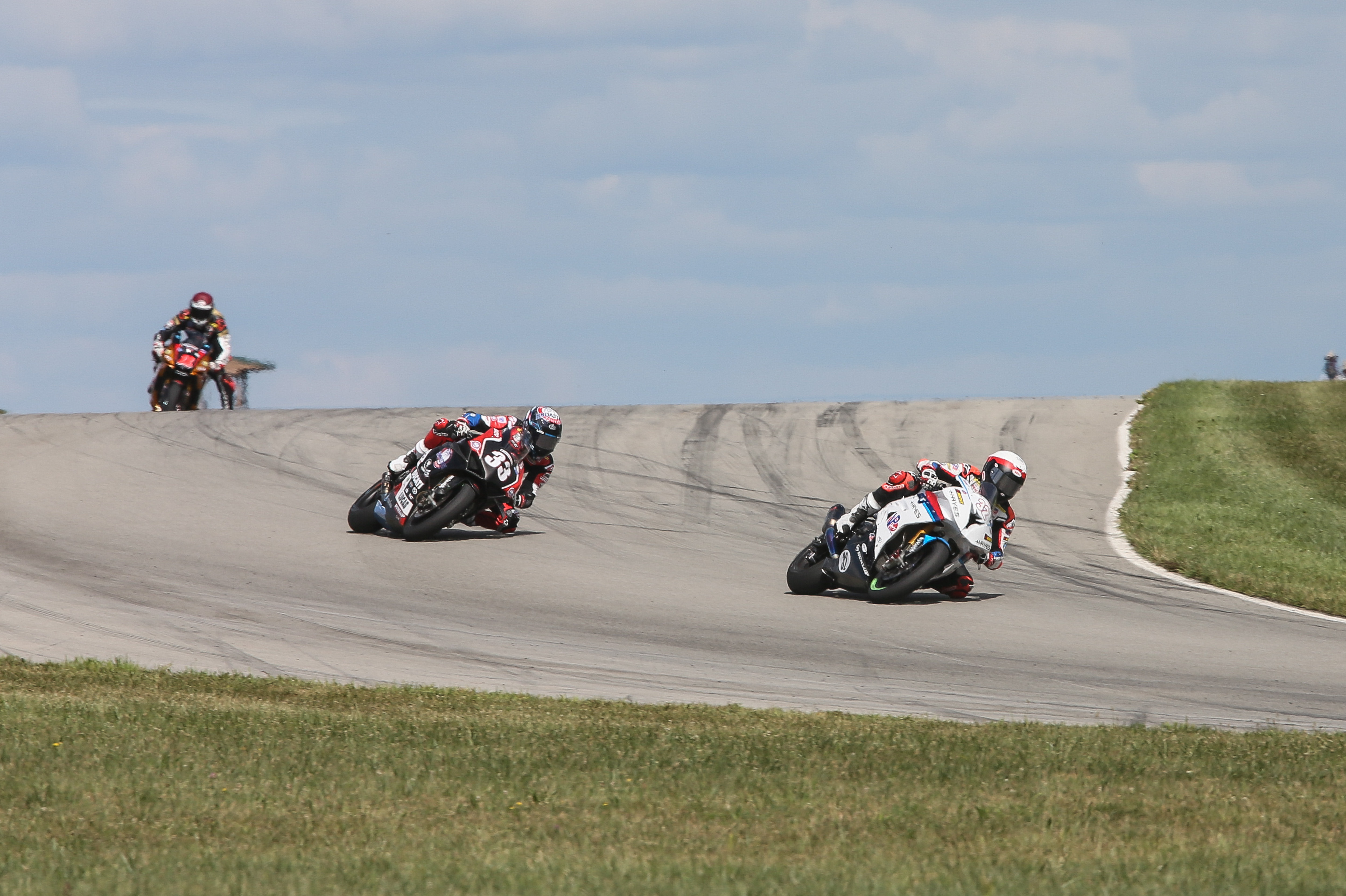 2019 PittRace SBK Race 1