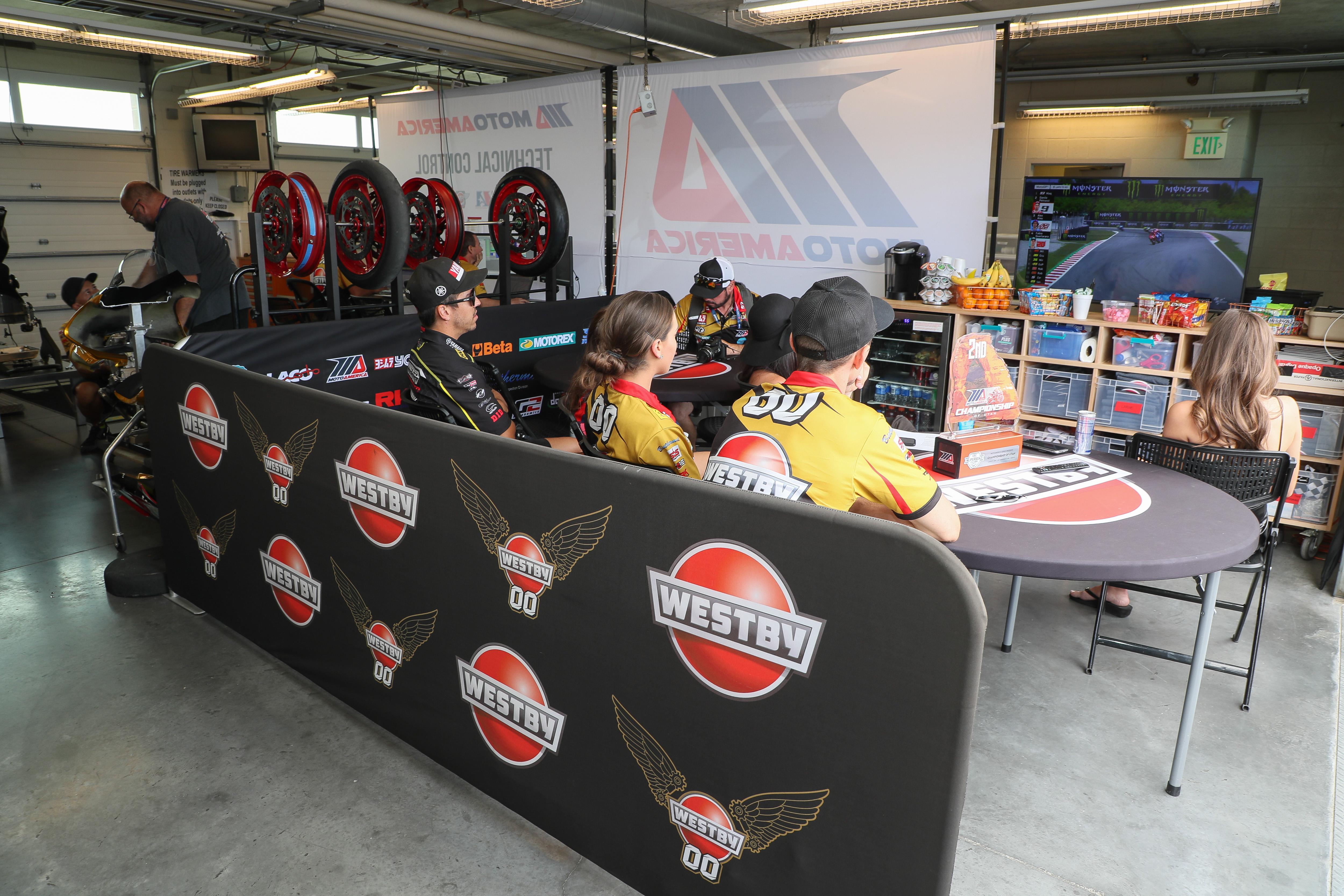 2019 Miller UT Garage/Paddock Set Up