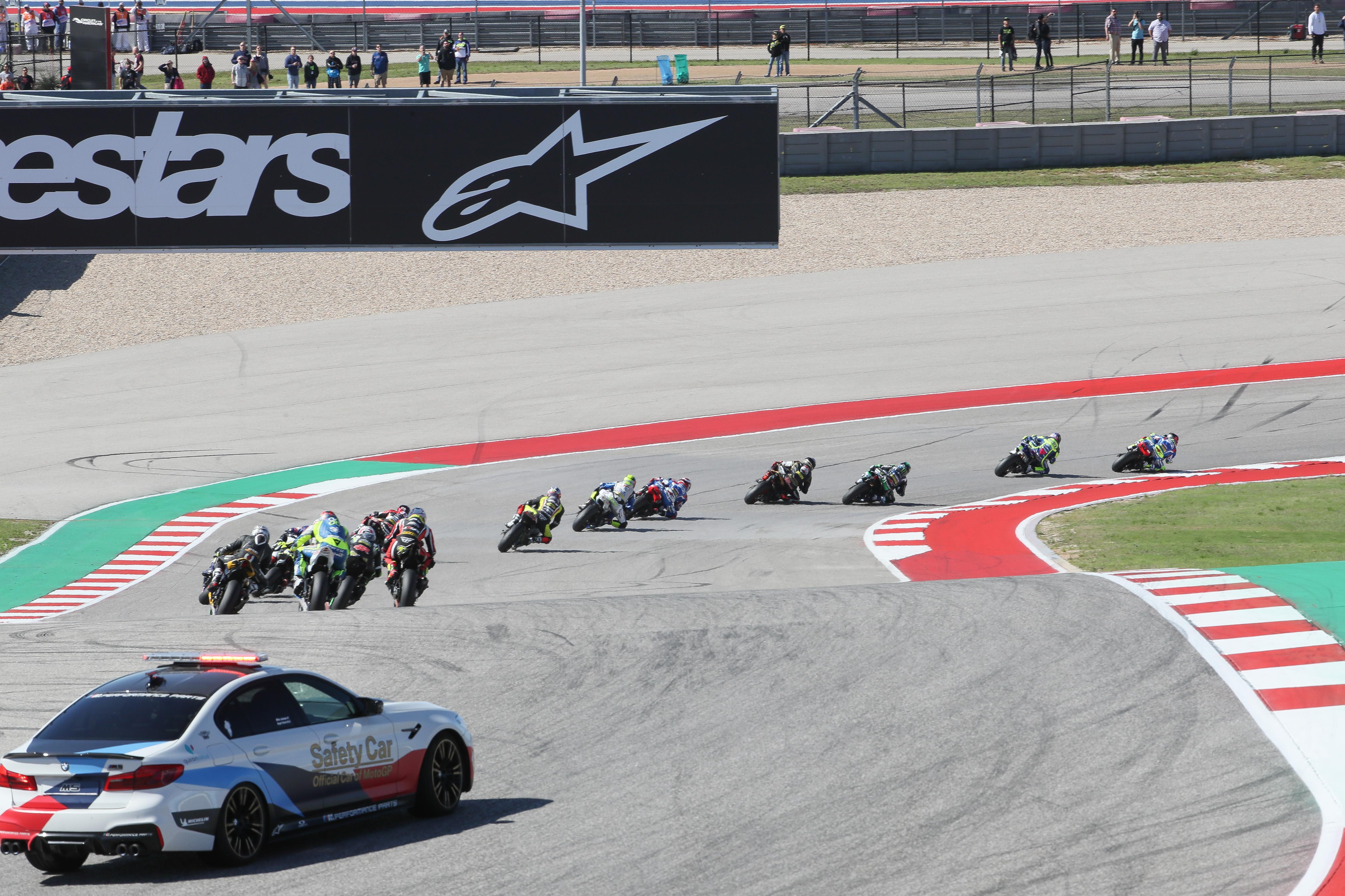 2019 COTA Race 1