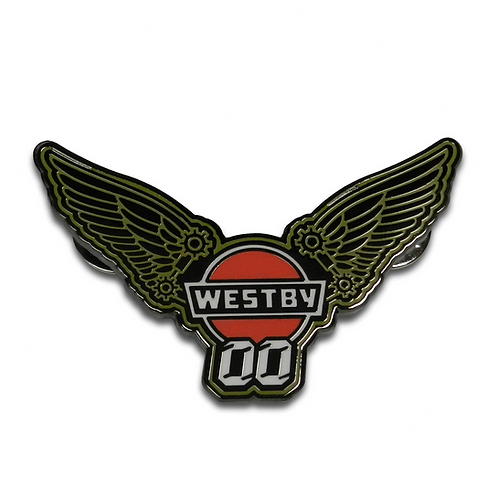 Wing Warrior Pin