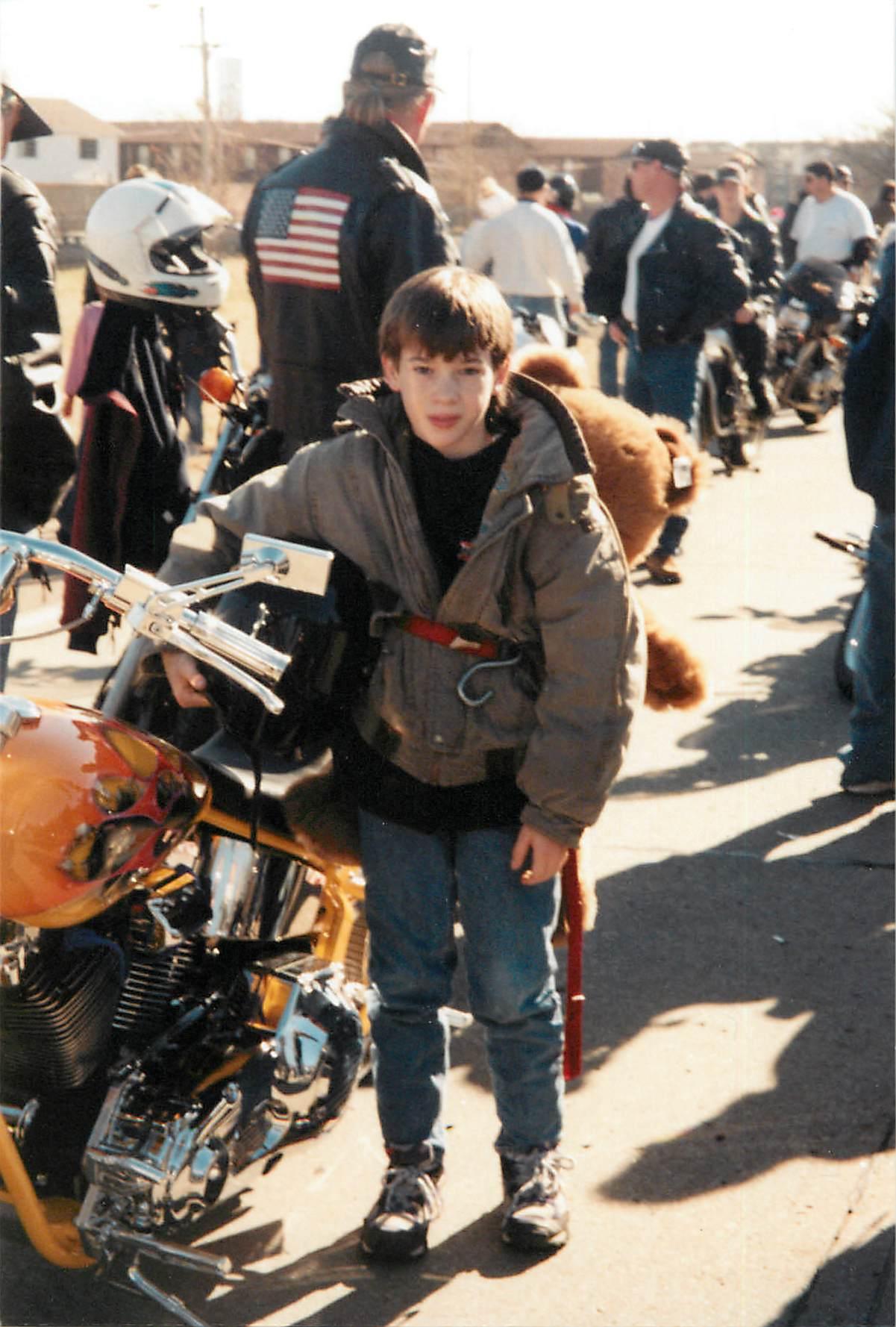 Dane 1997 Ride2