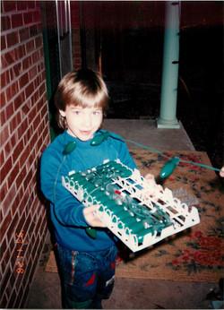 Dane 1993 Christmas