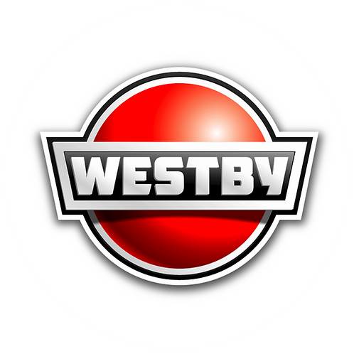 Westby Racing Logo Sticker