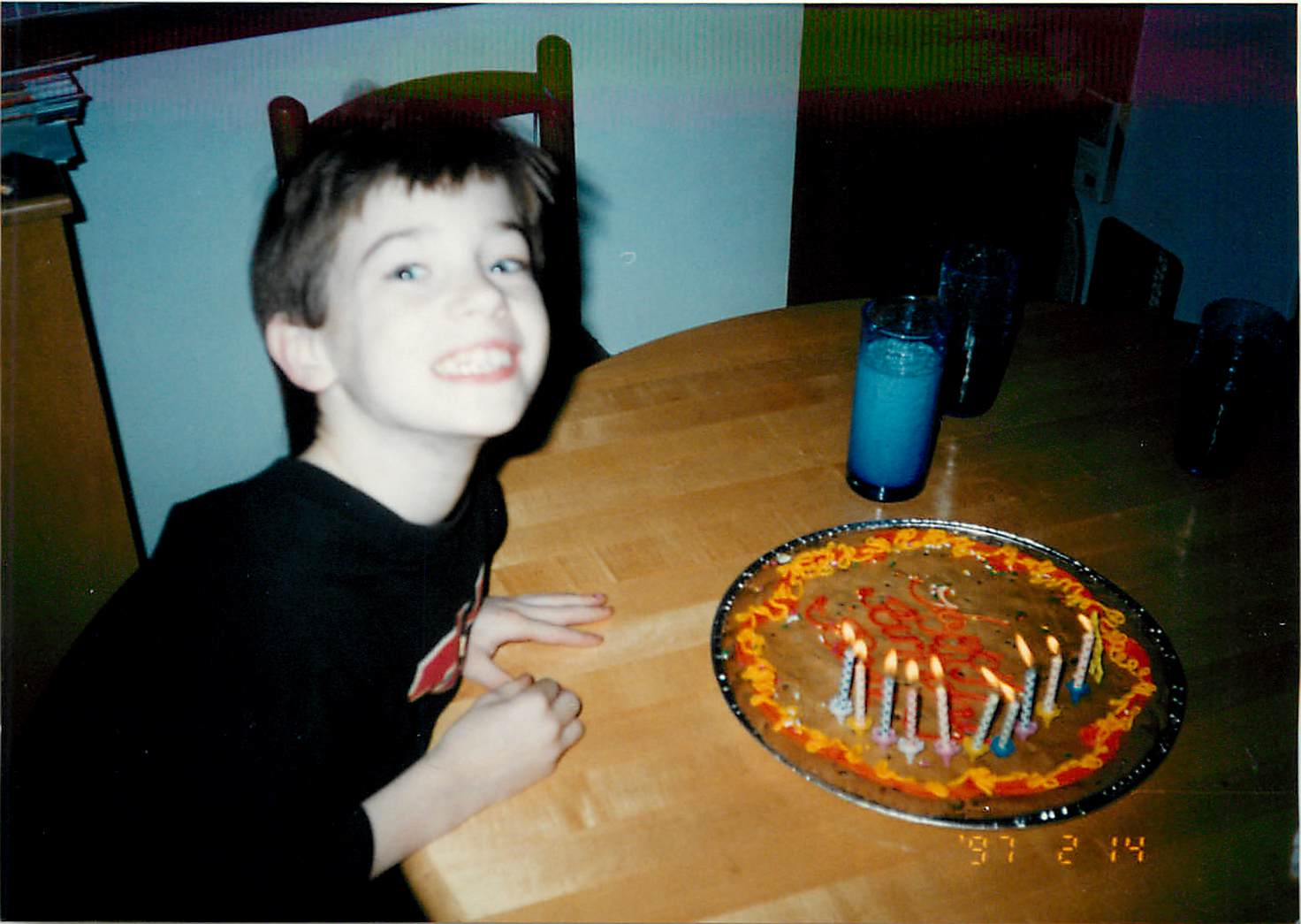 Dane birthday 1997