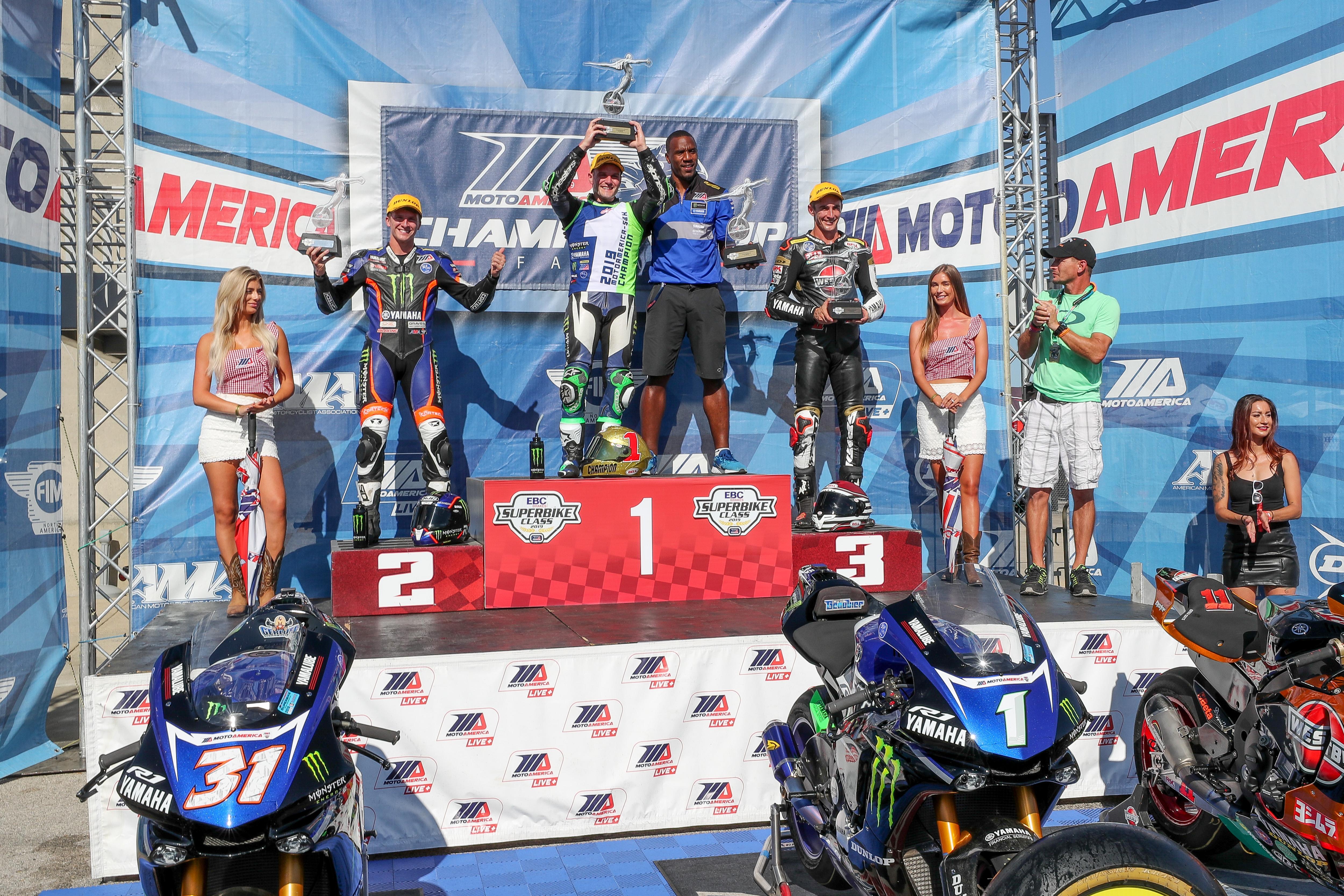 2019 Barber SBK Race 2