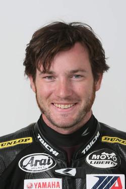 Dane's Racing Profile Headshot