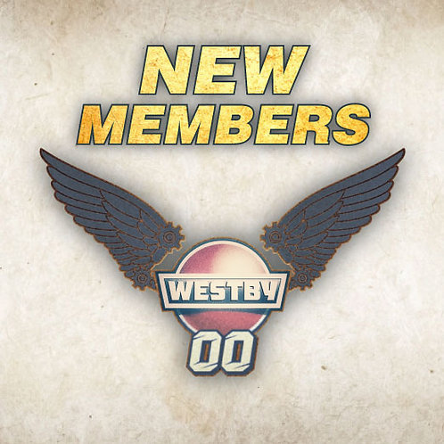 NEW 2021 Wing Warrior Membership