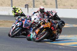 2019 Sonoma Raceway SBK Race 2