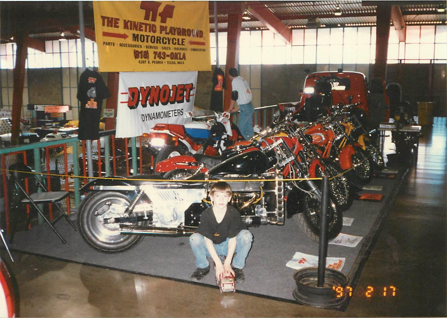 Dane 1997 Bike Show