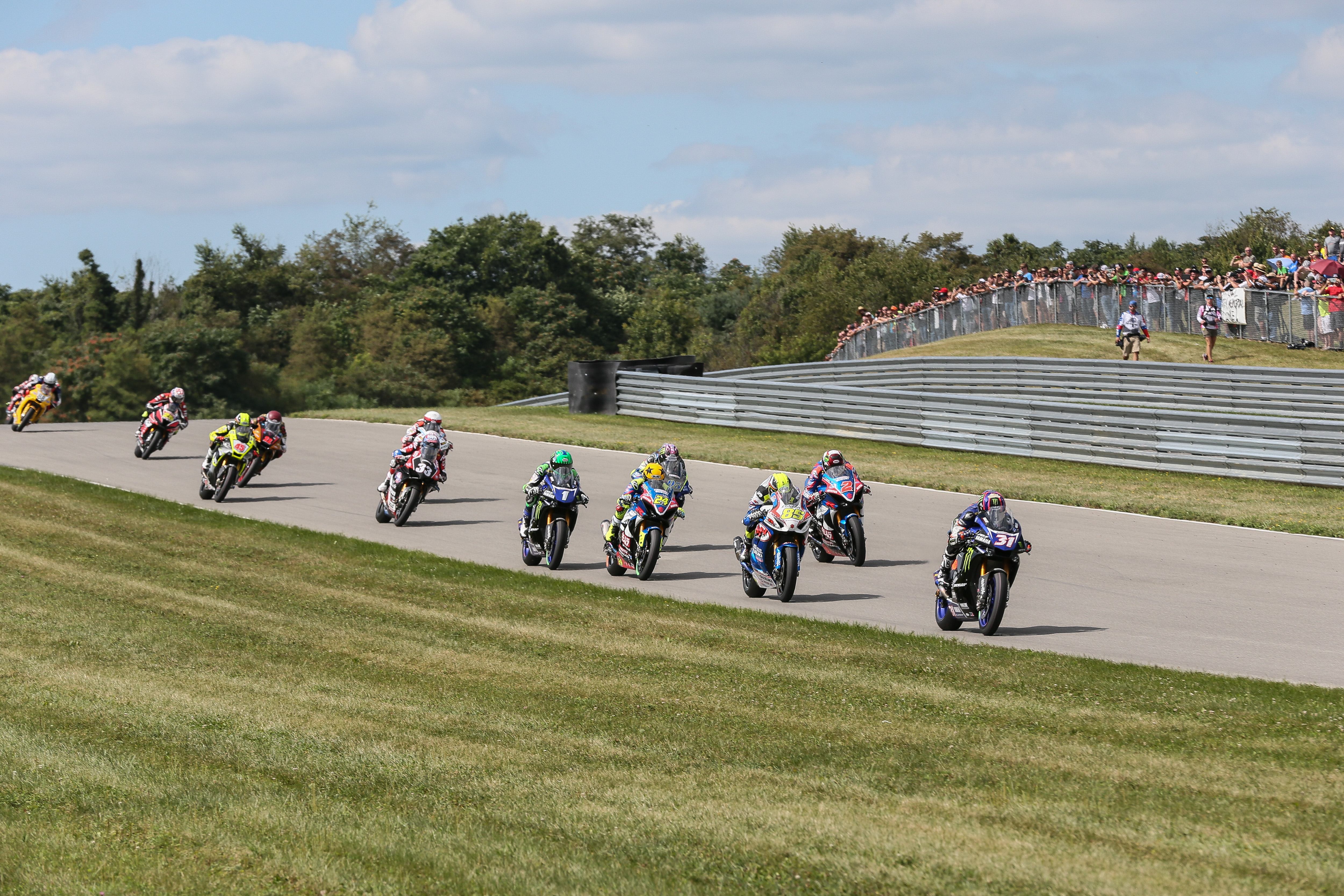 2019 PittRace SBK Race 2