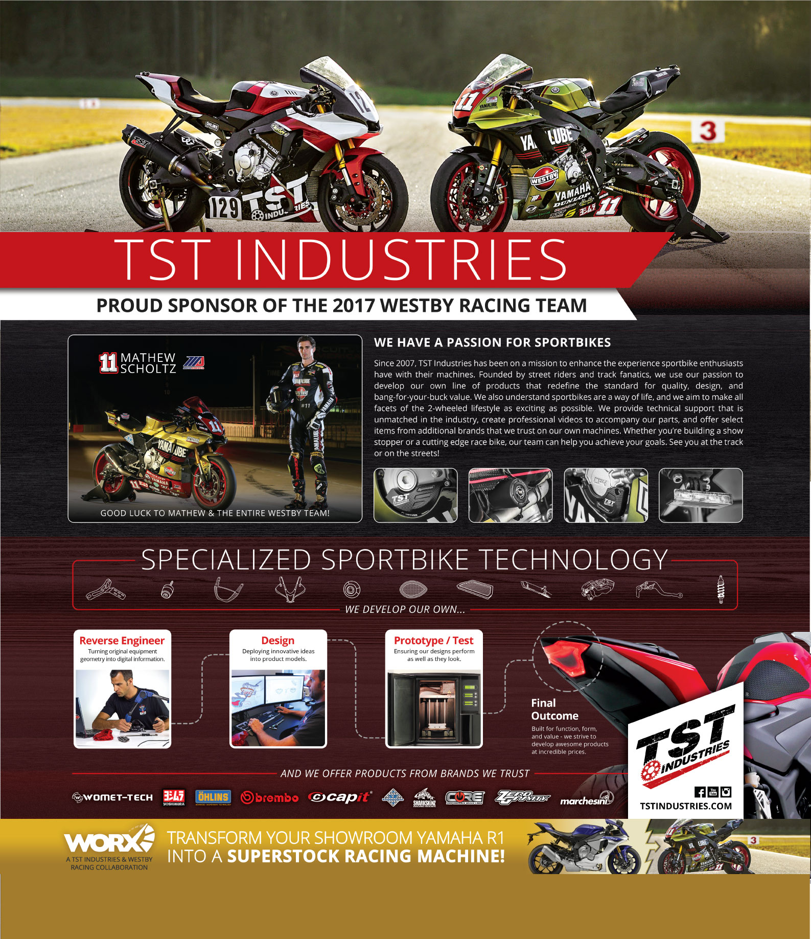 TST Industries