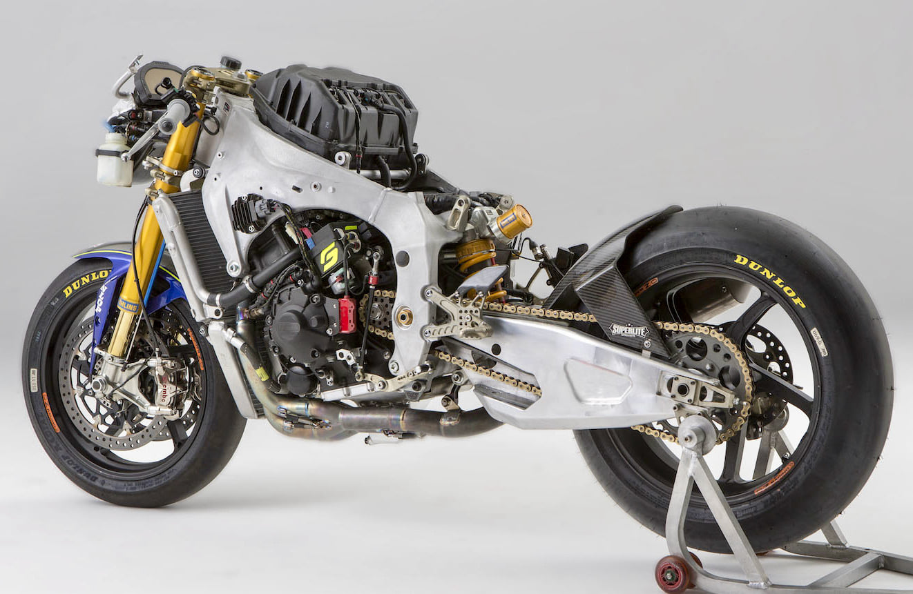 Westby Racing To Support Attack Performance Products In MotoAmerica