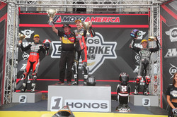 Westby Racing's Mathew Scholtz Finishes Strong With A Win And A Runner-Up Finish In MotoAmerica Supe