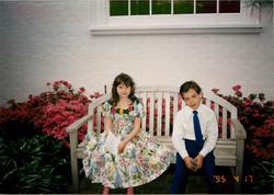 Dane and Scarlett 1995