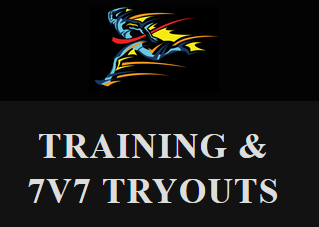 7v7 TRYOUTS ARE TOMORROW