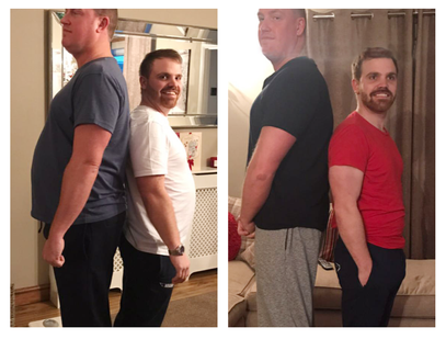 In 2015 I took on a new job with a long daily commute my fitness levels started to deteriorate and as a result I gained weight! 2 years later I decided it was time to make a change. My brother in law and l started Spike Training 3 times, this short blast of intensity training was durable after a busy working day! This coupled with a balanced diet designed for my likes and dislikes has lead to a 2 stone weight loss in 10 weeks. My energy and fitness levels have risen and I am feeling much healthier! Thank you KO! Mark