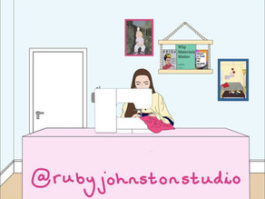 Art Showcase : Ruby Johnston