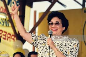 A Dive Into History: Maria Corazon Cojuangco Aquino