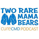 Two Rar Mama Beas Cure CMD Podcast Logo