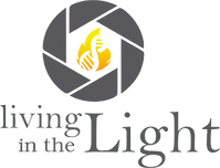 Living in the Light Logo