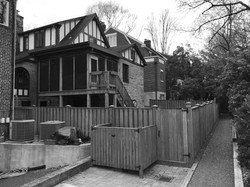 Photo :: Existing Rear Elevation