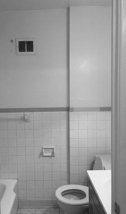 Photo :: Existing Bathroom