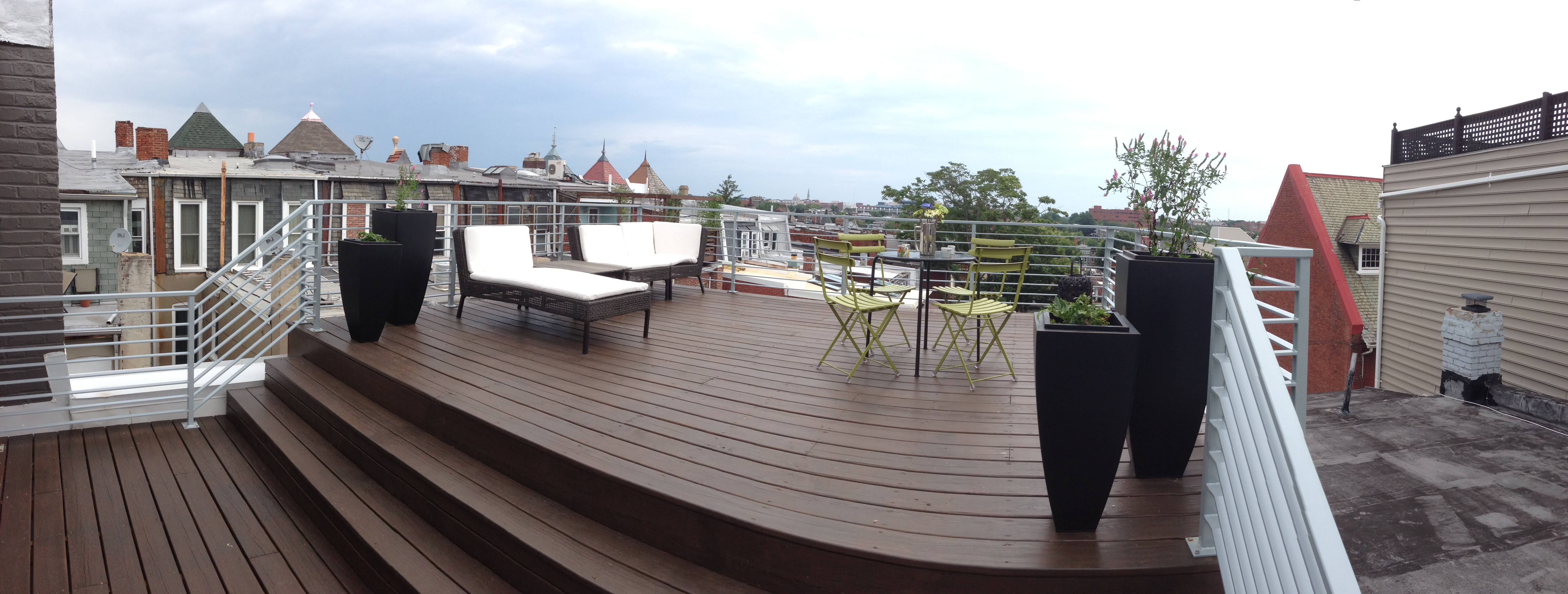 Photo :: Roof Deck