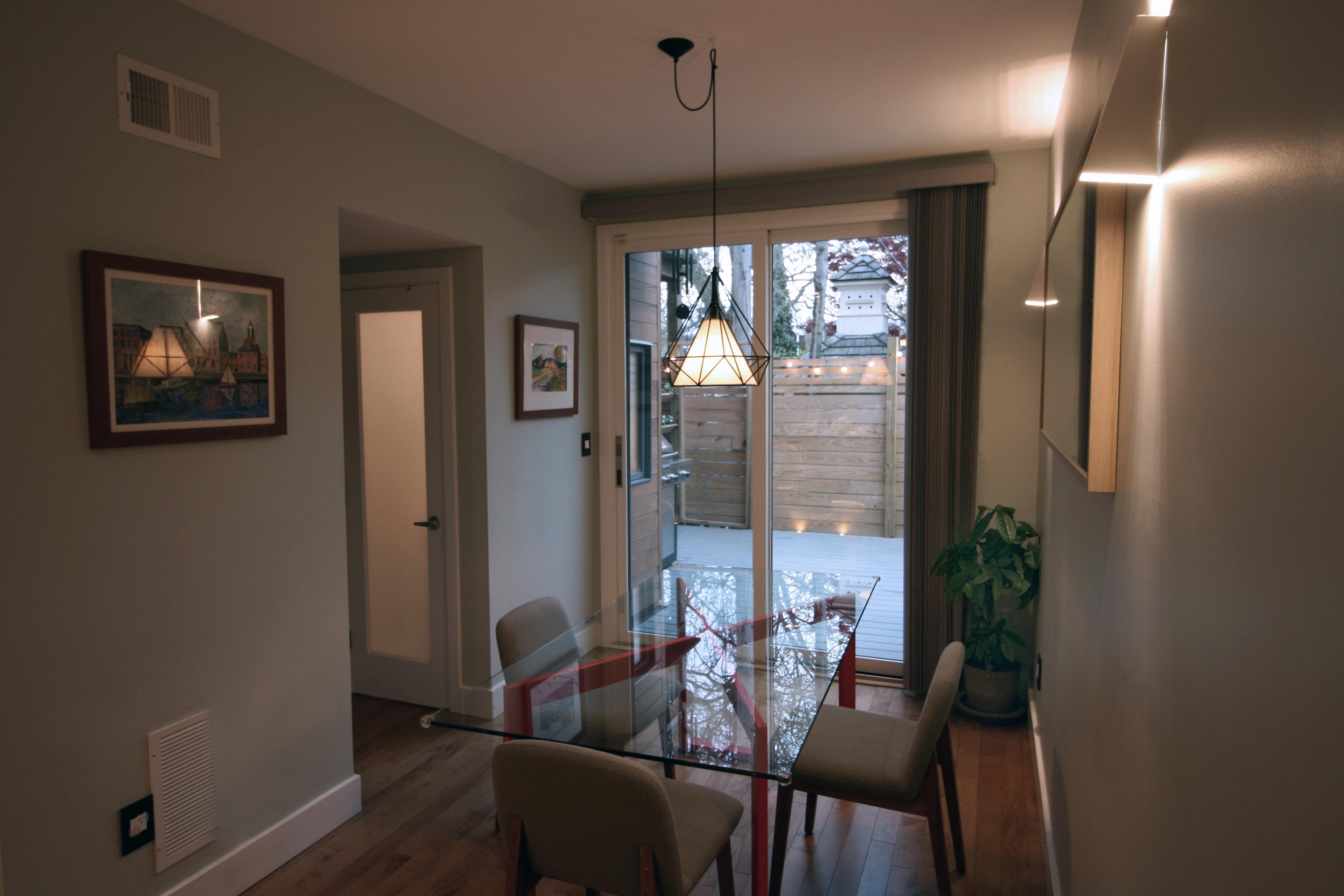 Photo :: New Dining Room