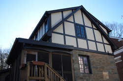 Photo :: New Rear Elevation