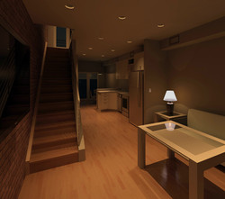 Rendering :: View from Entry