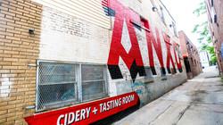 Photo [Dim Sum Media] :: Alley Mural